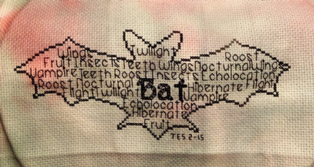 Bat In Words